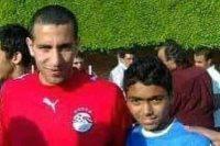محمد ابو تريكة مع حسين الشحات
