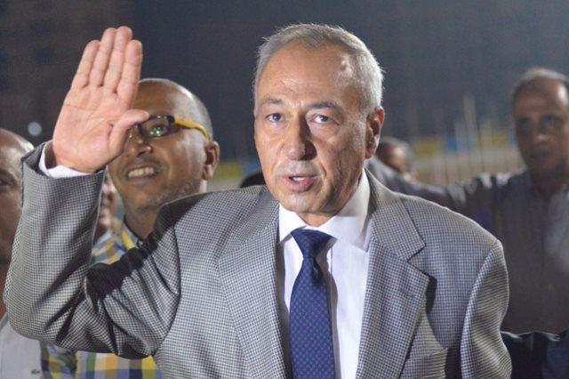 إبراهيم عثمان يفتح قضية رؤساء الاندية والمدربين