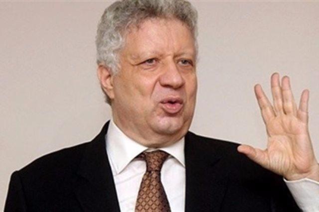 مرتضى منصور عن حمدى النقاز: أزمة وعدت