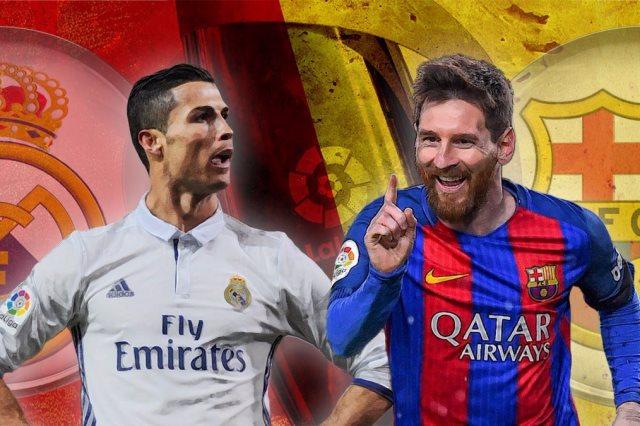 پخش زنده و آنلاین بازی بارسلونا و رئال مادرید 16 ارديبهشت 97 | ال کلاسیکو 2018