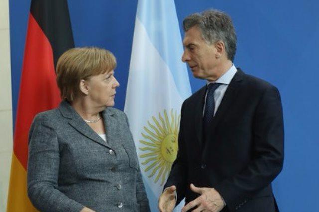 رئيس الأرجنتين لميركل: سنثأر ألمانيا 20170608110543543.jp