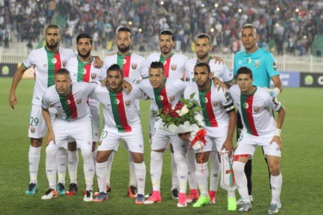 فريق مولوديه الجزائر