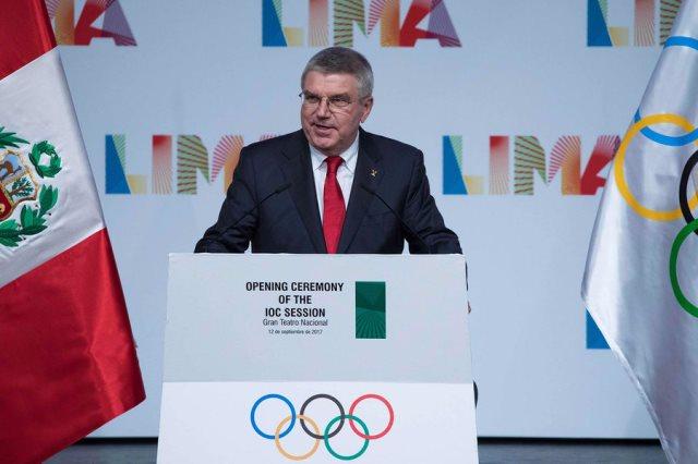 توماس باخ: المتأهلون لأوليمبياد طوكيو ما زالوا على وضعهم