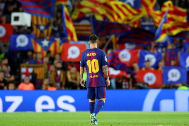 تأجيل مباراة برشلونة ولاس بالماس