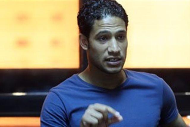أحمد علي يسجل الهدف الأول