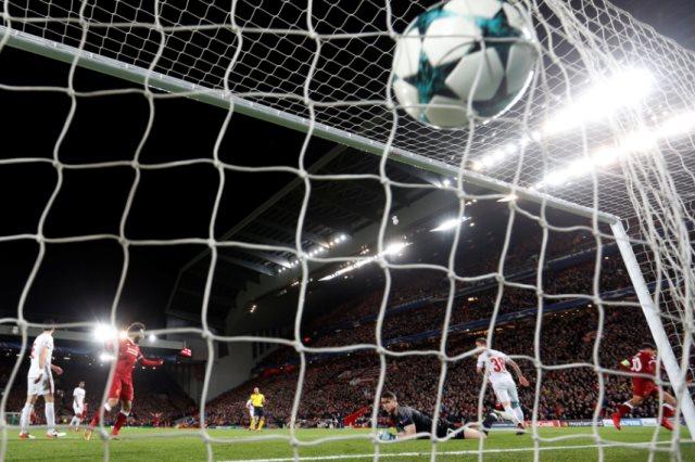 هدف ليفربول