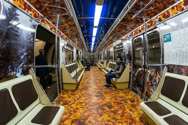 مترو روسيا