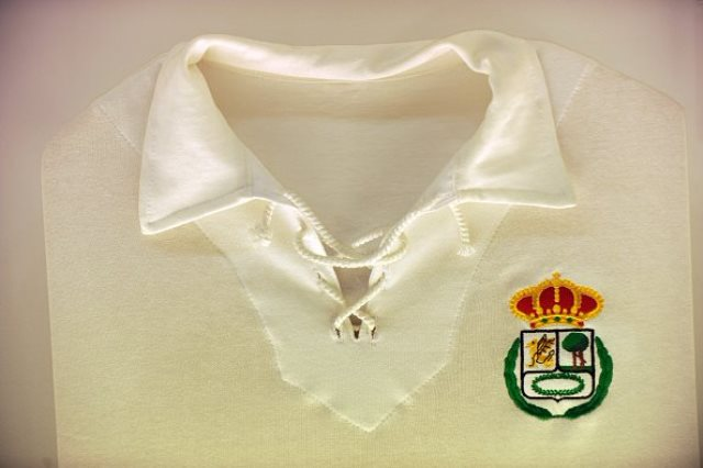 قميص ريال مدريد فى بداياته