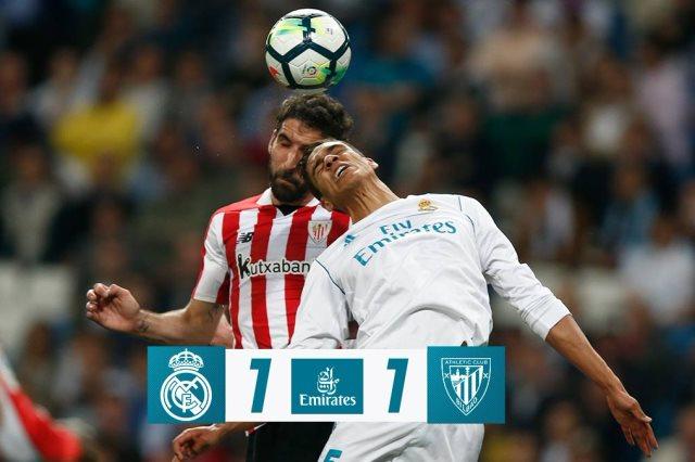 ريال مدريد وأتليتكو بيلباو