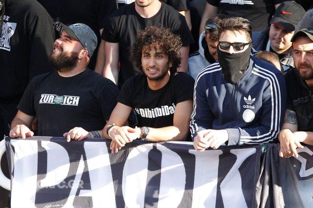 عمرو وردة يدعم باوك