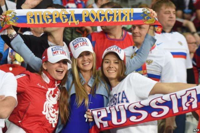 الفتيات الروسيات