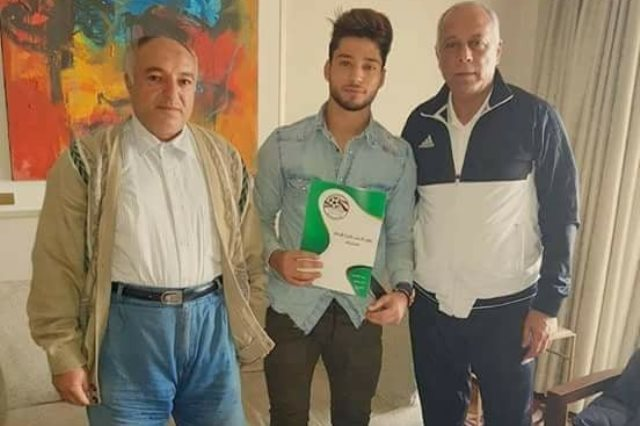 احمد عادل ميسي