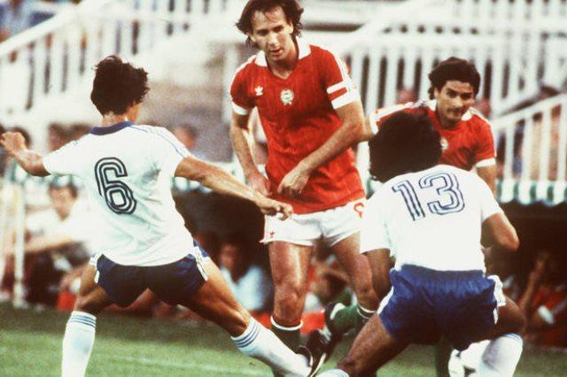 المجر تفوز على السلفادور 10-1