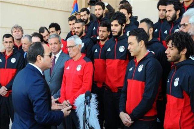 موعد مباراة مصر وروسيا فى المونديال سوبر كورة