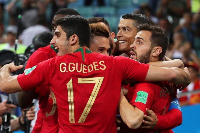 مشاهدة مباراة البرتغال وصربيا بث مباشر اليوم الاثنين