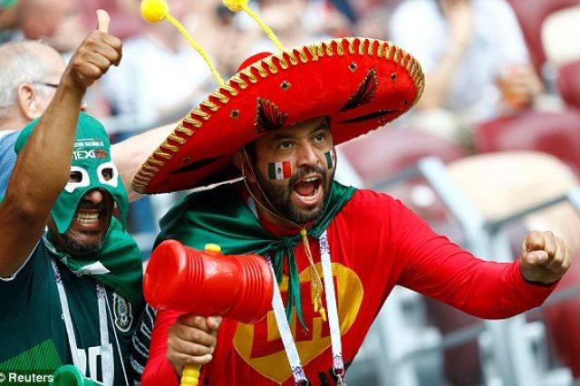 المكسيك وألمانيا