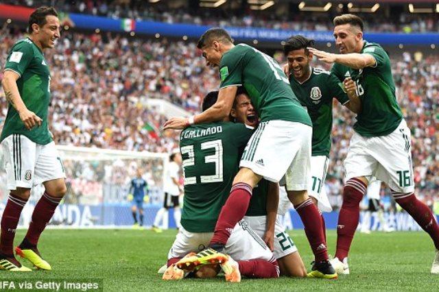 فرحة المكسيك