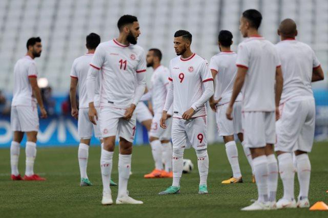 تدريبات منتخب تونس
