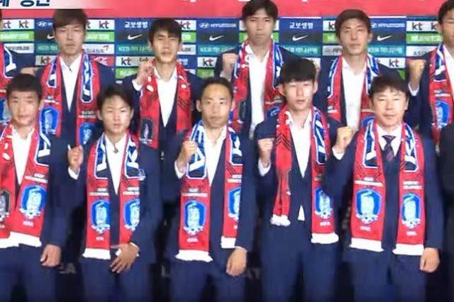 منتخب كوريا