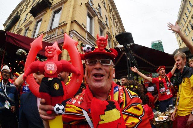 مشجع بلجيكي