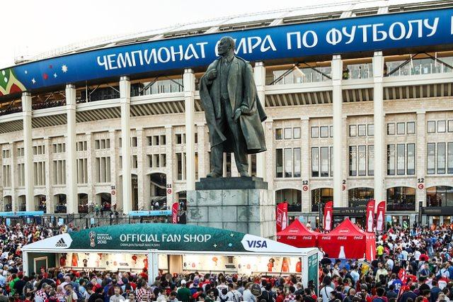 مشجعي روسيا