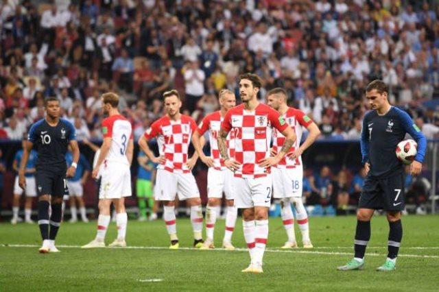 كرواتيا وفرنسا