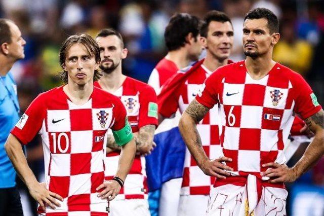 فريق كرواتيا