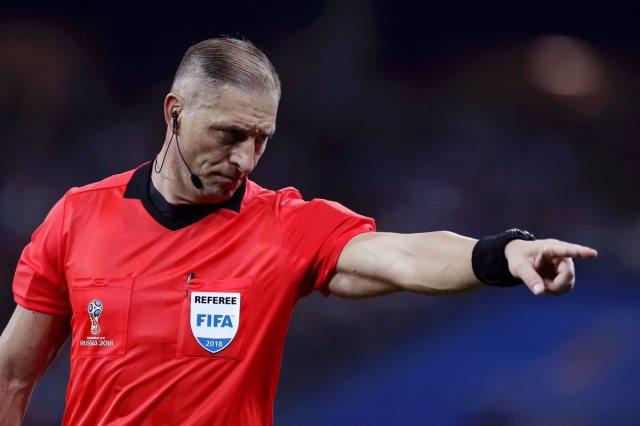 الارجنتينى حكم نهائى مونديال روسيا 2018