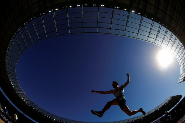 بطولة أوروبا لألعاب القوى فى برلين