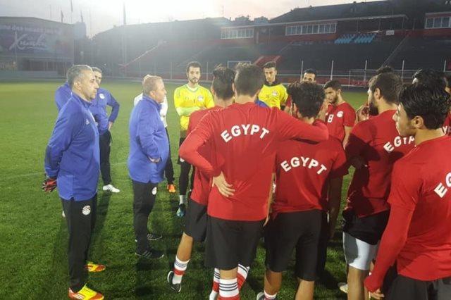بث مباشر مباراة المنتخب الاولمبى ضد مالى
