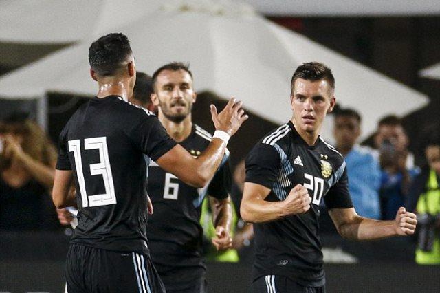 الأرجنتين تفوز على جواتيمالا 3-0