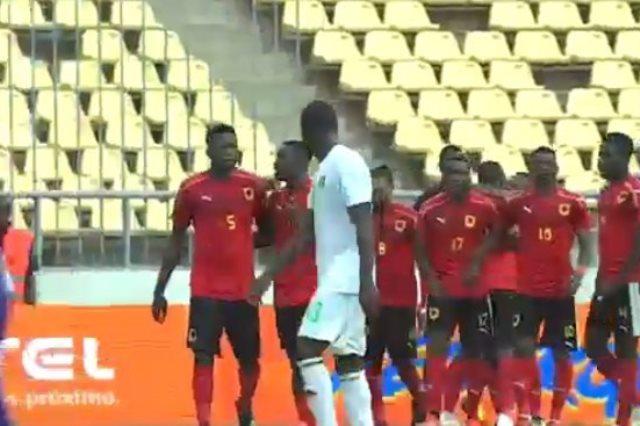 أنجولا تفوز على موريتانيا