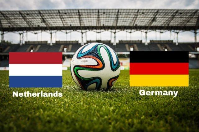 المانيا فى مواجهة هولندا