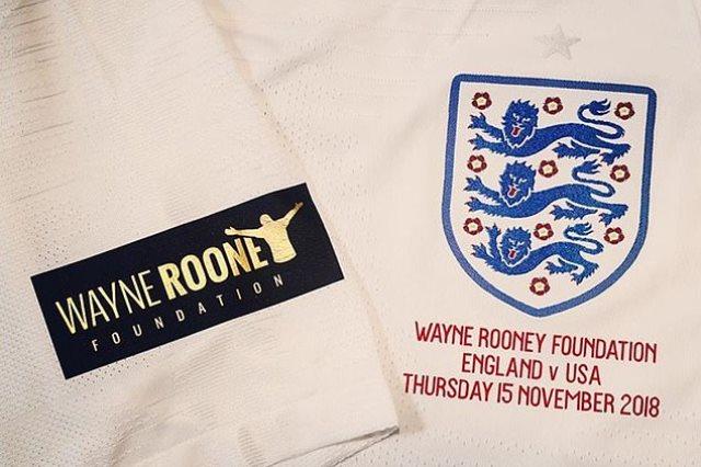 قميص إنجلترا