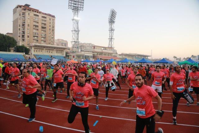 ماراثون الاسكندرية الرياضى