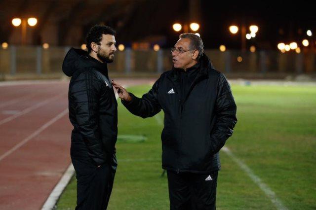 حسام غالى: الجونة يلعب على المركز الرابع بالدورى الموسم القادم