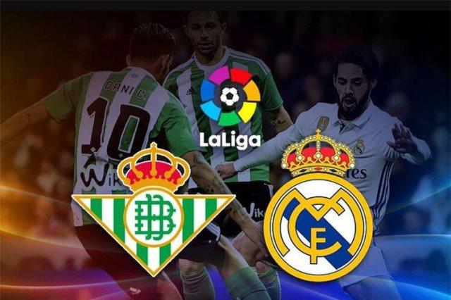 تاريخ مواجهات ريال مدريد وريال بيتيس