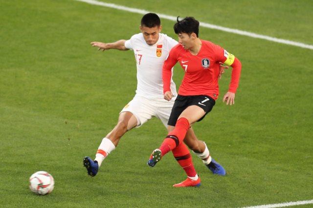 كوريا الجنوبية والصين