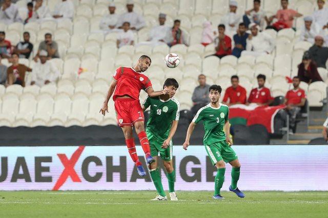 عمان وتركمانستان