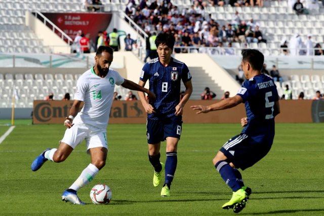 اليابان - السعودية
