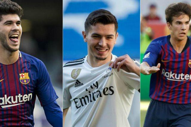 أفضل 15 لاعب يمثلون مستقبل كرة القدم الإسبانية