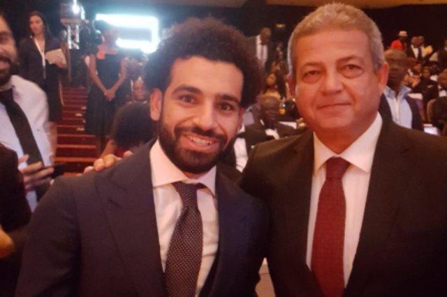 خالد عبد العزيز ومحمد صلاح