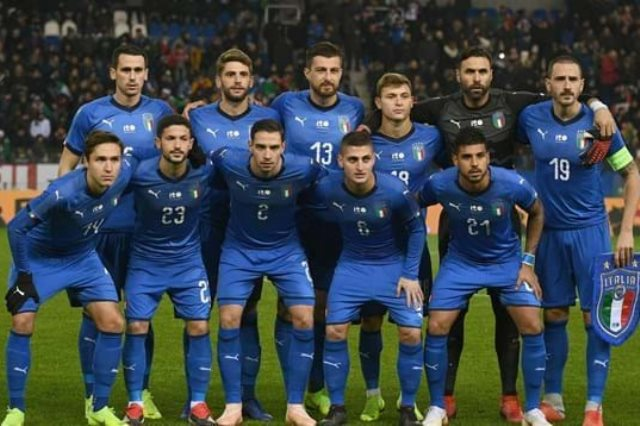 Online game Italy vs Finland live broadcast today