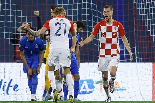 كرواتيا وأذربيجان