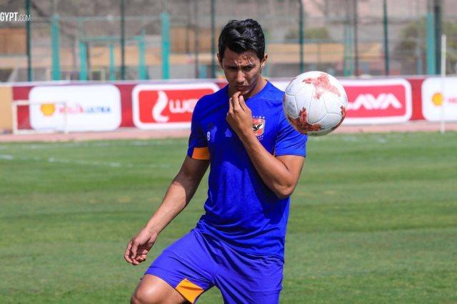 عمرو جمال يرحل عن الأهلى نهاية الموسم