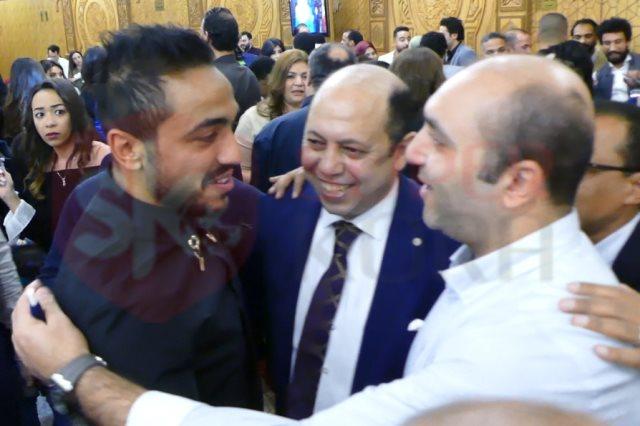 كهربا و أحمد سليمان و هانى العتال