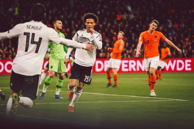 المانيا وهولندا