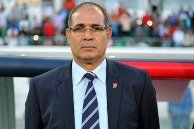 المدرب المغربي الحارس السابق بادو الزاكي، المدرب السابق للمنتخب المغربي والدفاع الحسني الجديدي
