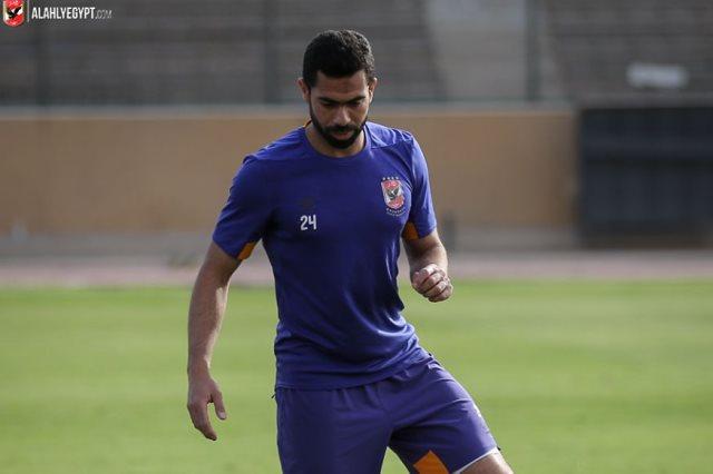 أحمد فتحى لاعب الأهلى