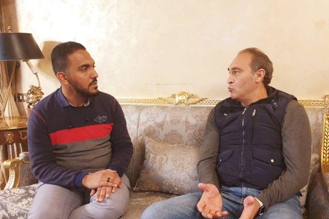 علي ماهر ومحمد عراقي
